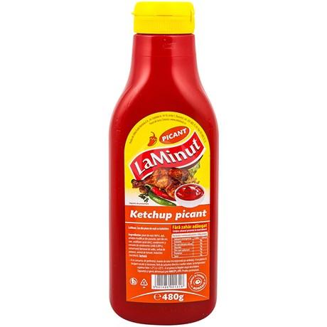 La Minut - Ketchup picant