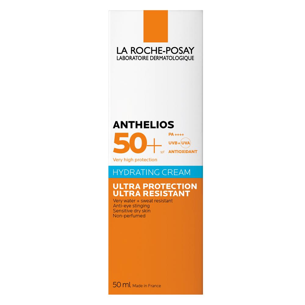 La Roche-Posay - Anthelios Ultra Sensitive Crema potrivita pentru zona ochilor, fara parfum SPF 50+