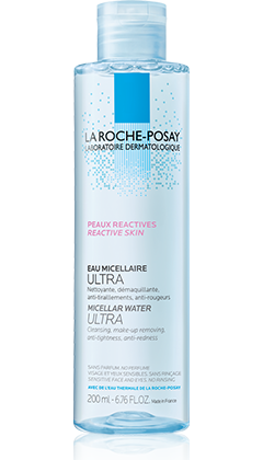 La Roche Posay - Apa micelara ultra pentru piele reactiva