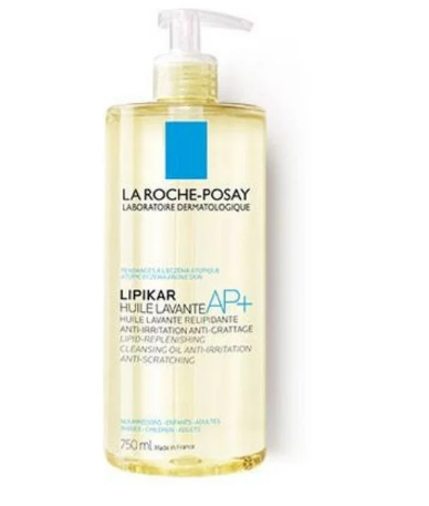 La Roche Posay - Lipikar Ulei de spalare AP+ pentru piele sensibila