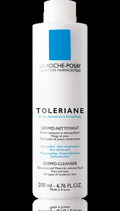 La Roche-Posay - Toleriane Lapte demachiant
