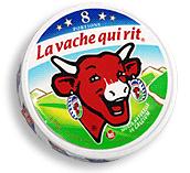 La vache qui rit - Branza topita