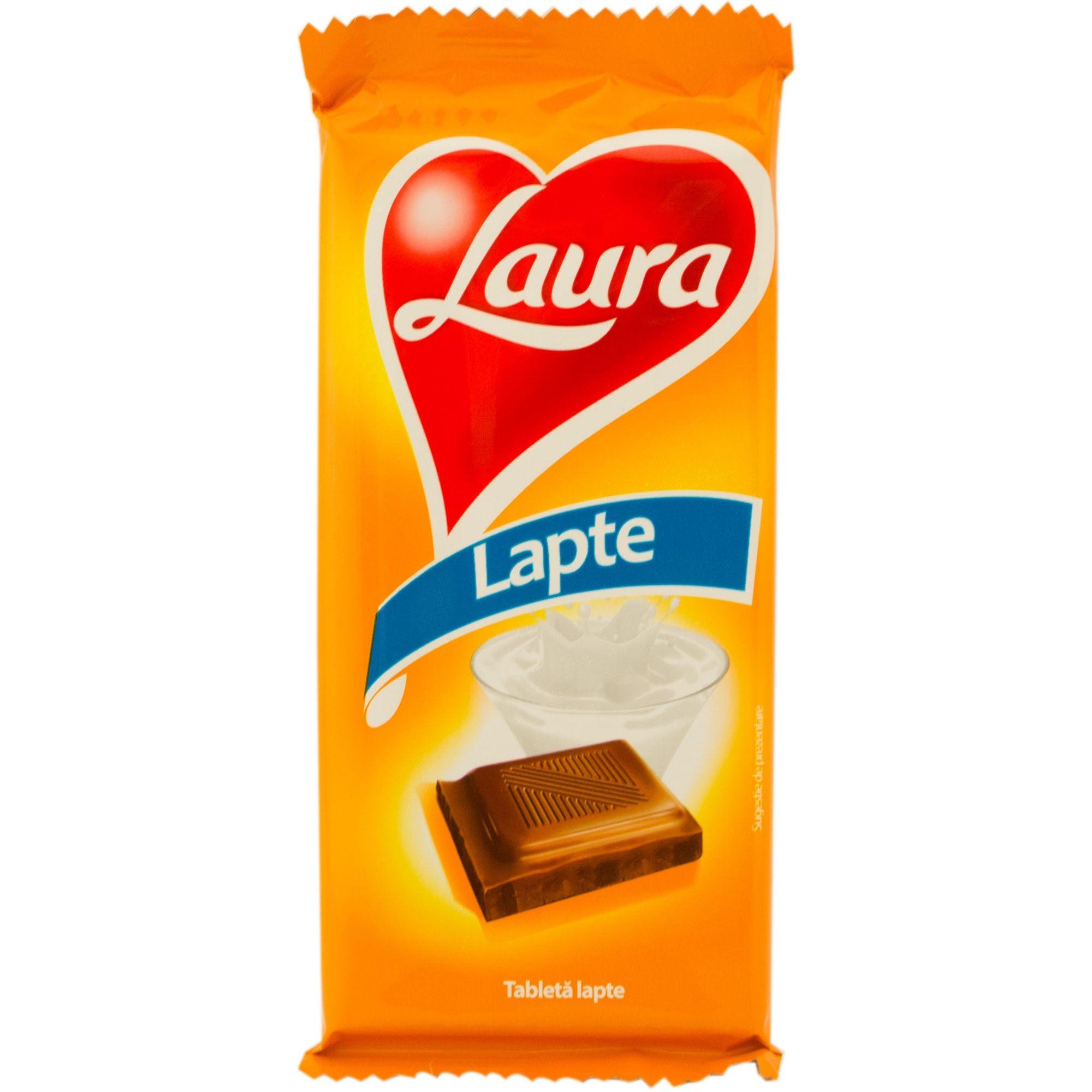 Laura - Ciocolata cu lapte