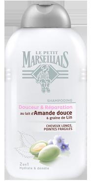 Le Petit Marseillais - Sampon pentru par lung cu varfuri despicate