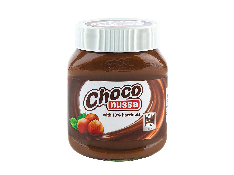 Lidl - Choco Nussa Crema cu alune de padure si cacao