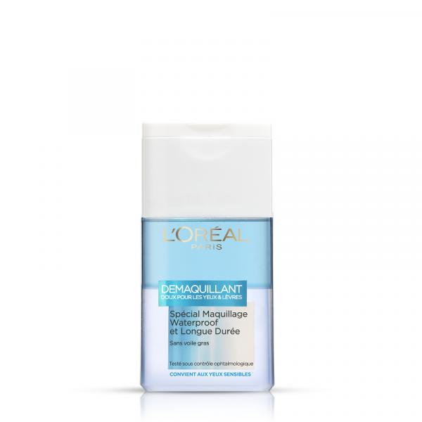LOreal Sublime Soft - Demachiant pentru machiaj rezistent la apa