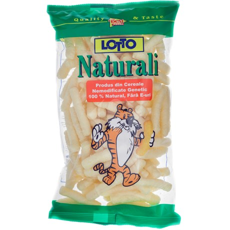 Lotto - Pufuleti naturali