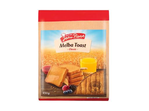 Maitre Jean Pierre - Melba Toast Paine prajita