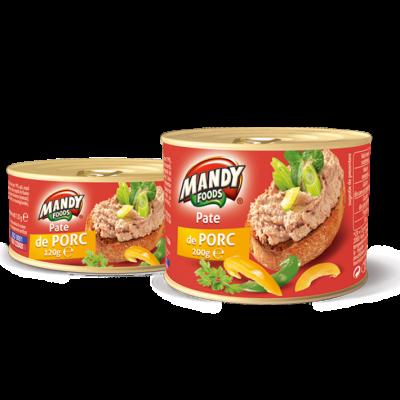Mandy Foods - Pate de Porc