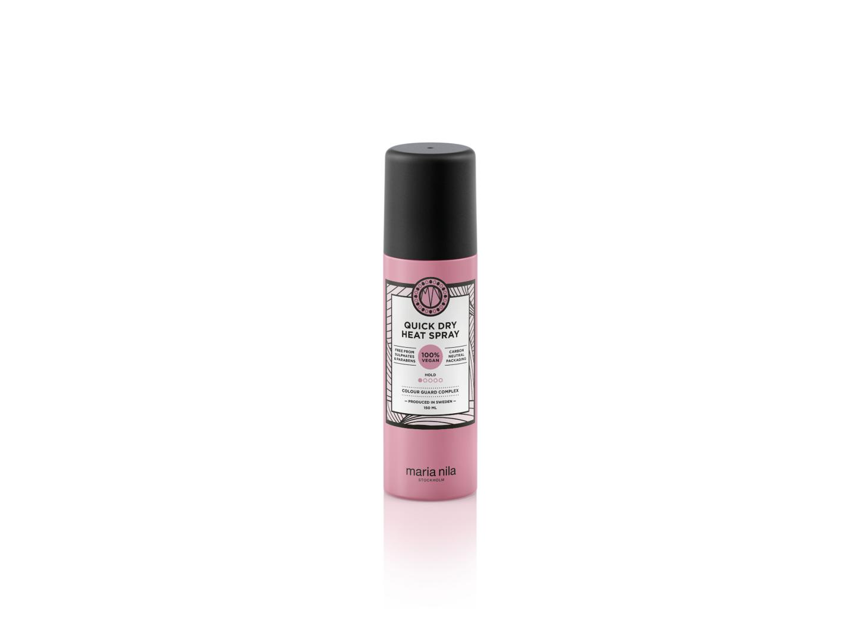 Maria Nila - Quick Dry Heat Spray protectie termica
