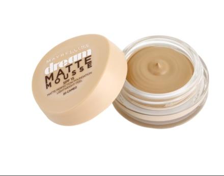 Maybelline - Dream Matte Fond de ten mousse