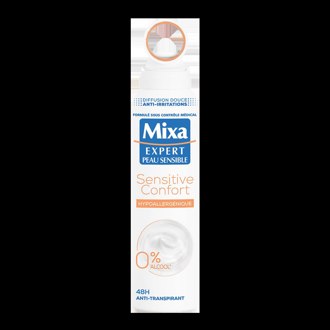 Mixa - Sensitive Confort Antiperspirant pentru piele sensibila