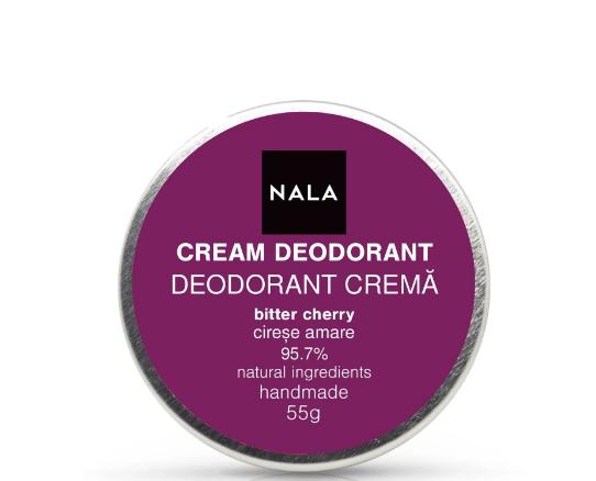 Nala - Deodorant crema cu aroma de cirese amare
