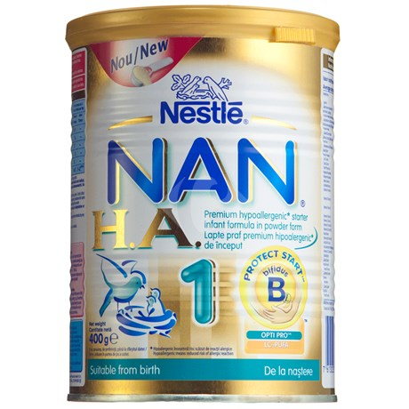 NAN 1 - Lapte praf premium de inceput