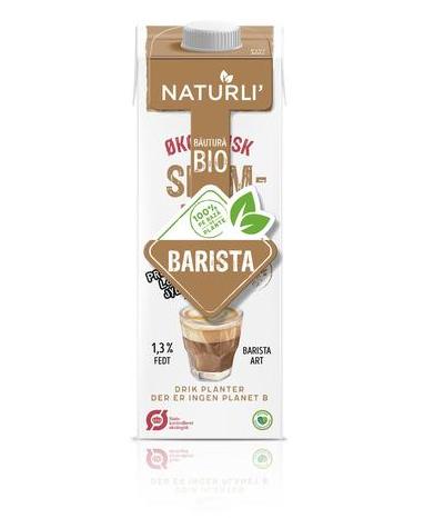 Naturli - Barista Bautura pentru spuma de cafea