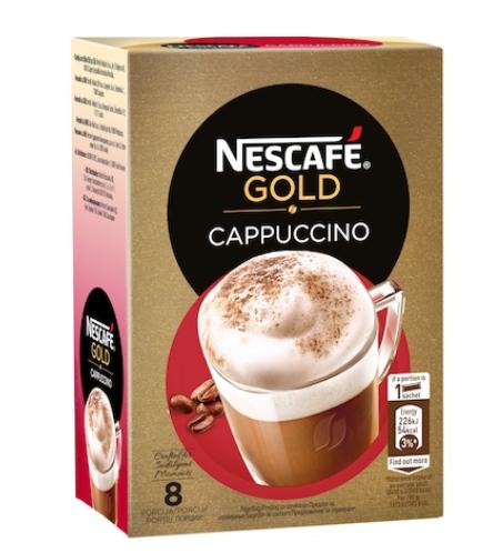 Nescafe - Gold Cappuccino