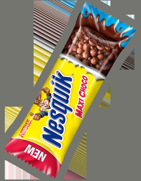 Nesquik - Maxi Choco Baton cu cereale