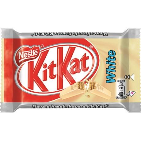 Nestle - Kit Kat Ciocoalata alba