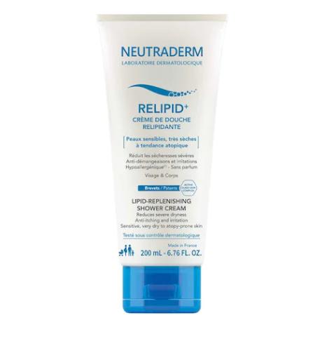Neutraderm - Relipid+ Crema de dus relipidanta