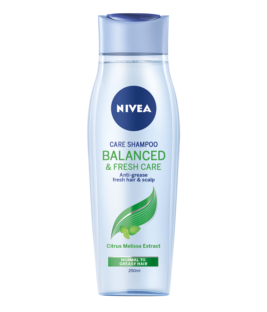 Nivea - Balanced & Fresh Care Sampon