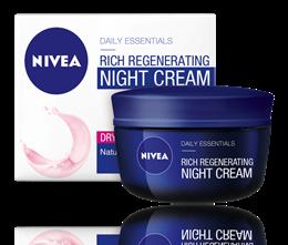 Nivea - Crema regeneratoare de noapte