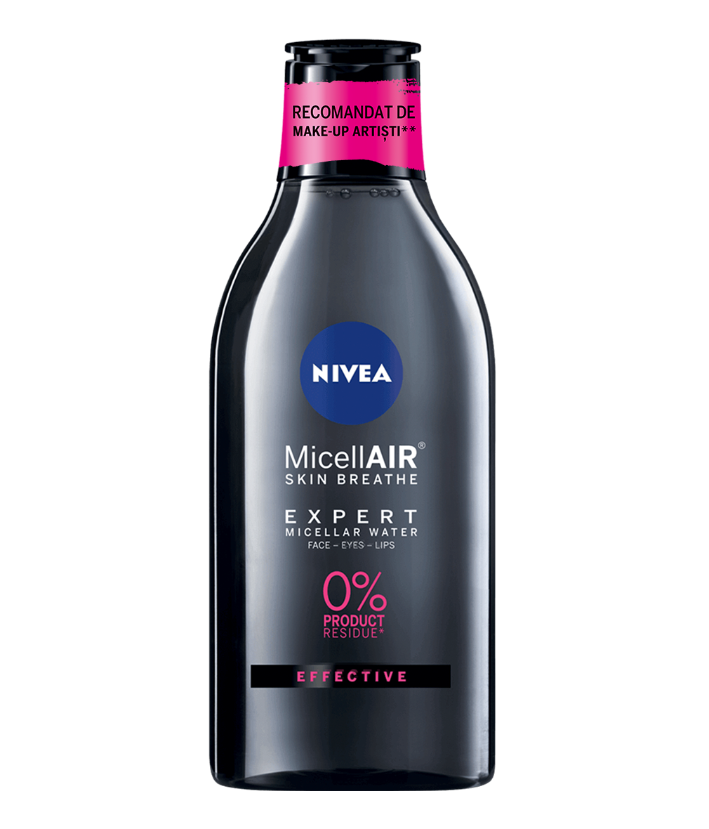 Nivea - Expert Effective Apa micelara