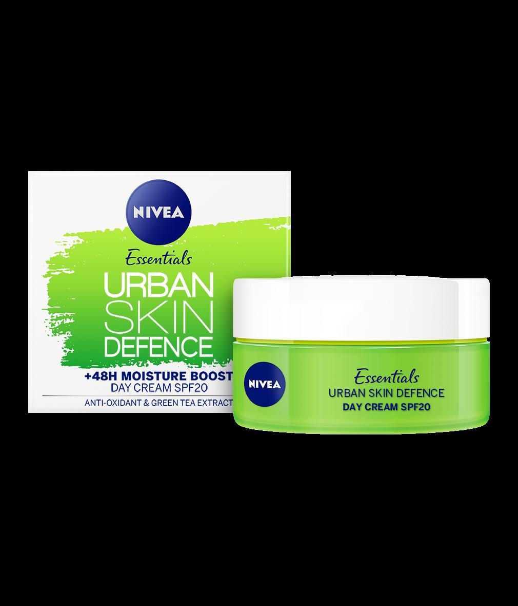 Nivea - Urban Skin Defence Crema de zi