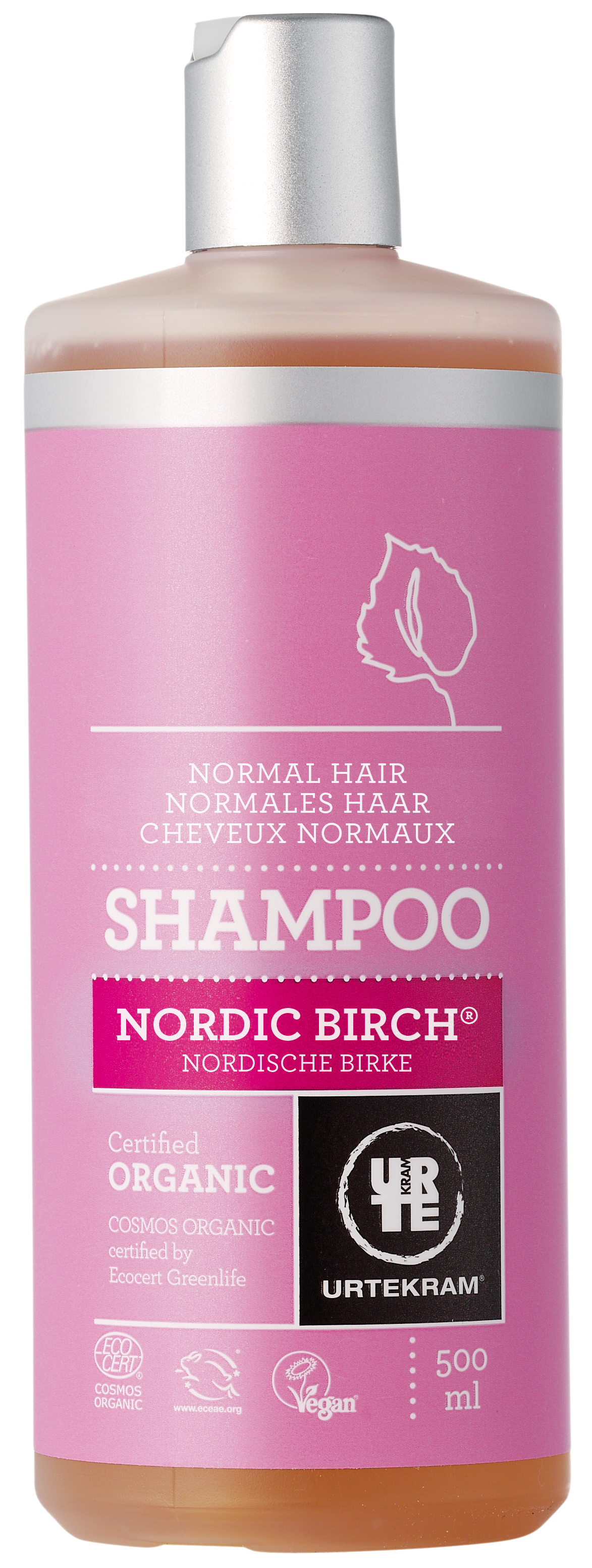 Nordic Birch - Sampon pentru par normal