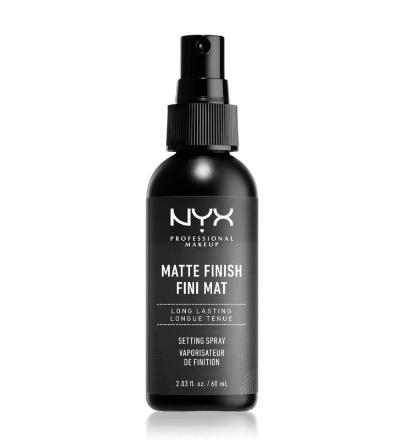 NYX - Matte Finish Makeup spray pentru fixarea machiajului