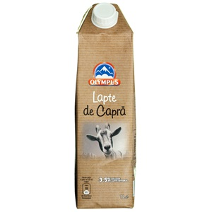 Olympus - Lapte de capra