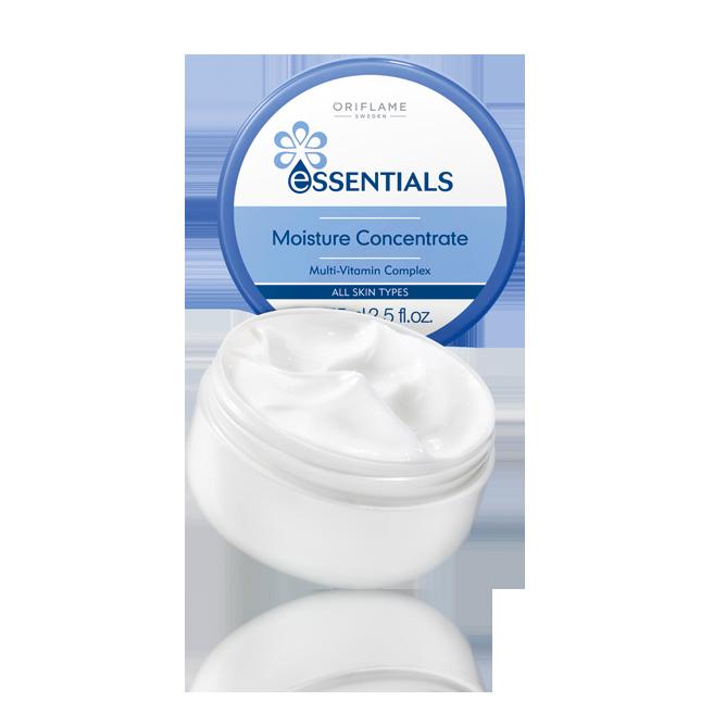 Oriflame Essentials - Crema hidratanta concentrata