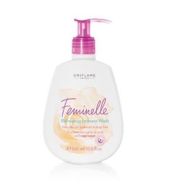 Oriflame - Feminelle Gel pentru igiena intima cu efect de improspatare