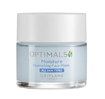 Oriflame - Optimals Masca de fata cu efect intens hidratant