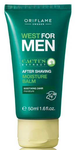 Oriflame - West for Men After Shaving Moisture Balm