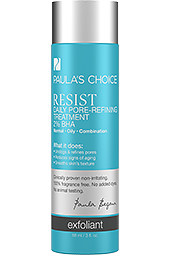 Paulas Choice - Resist daily pore-refining treatment 2% BHA