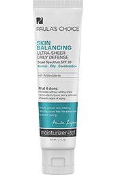 Paula\'s Choice - Skin Balancing Ultra-Sheer Daily Defense SPF 30 with Antioxidants