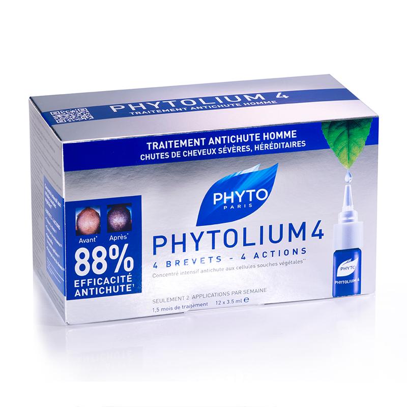 Phyto - Tratament impotriva caderii parului pentru barbati