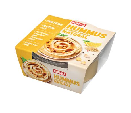 Ribella - Hummus natural
