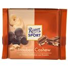 Ritter Sport - Ciocolata ecologica cu lapte si caju