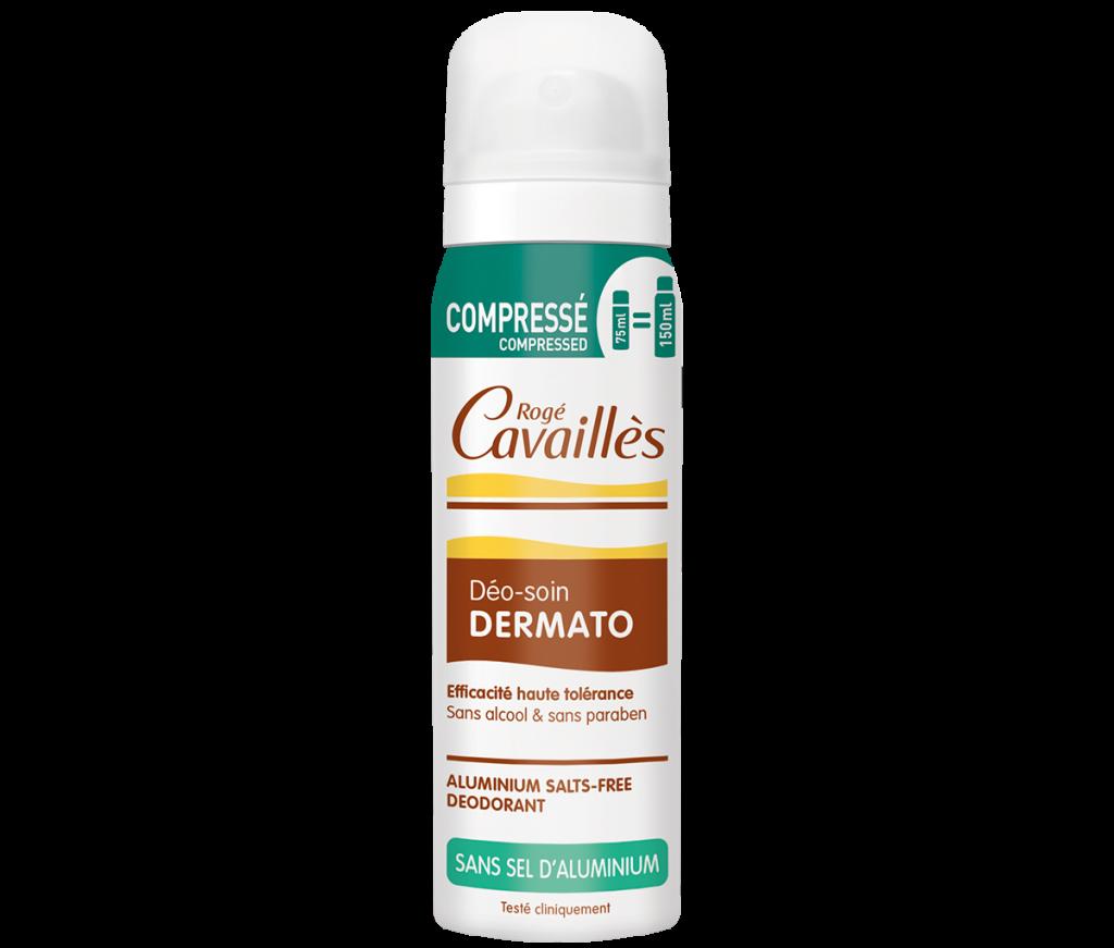Roge Cavailles - Deodorant Spray dermatologic piele delicata si sensibila