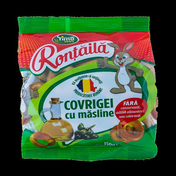 Rontaila - Covrigei cu masline
