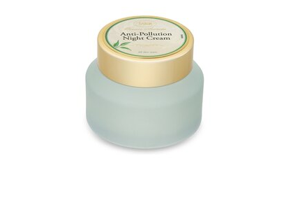 Sabon - Crema de noapte Anti Pollution