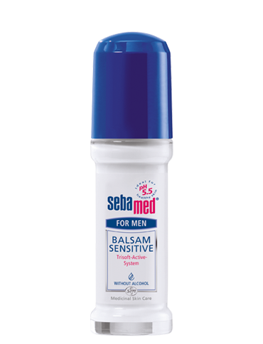Sebamed - Sensitive deo roll-on pentru barbati