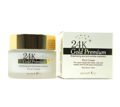 Secret Key - 24K Gold Premium Crema de fata