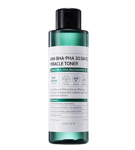 Some By Mi - AHA BHA PHA 30 Days Miracle Toner