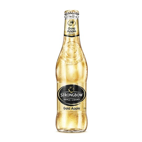 Strongbow - Gold Apple Cidru din mere