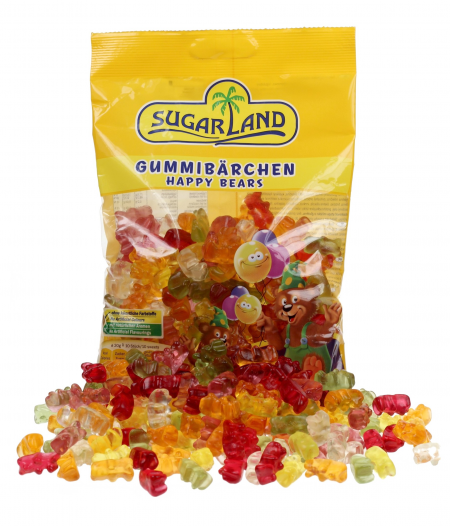 Sugarland - Happy Bears Jeleuri gumate