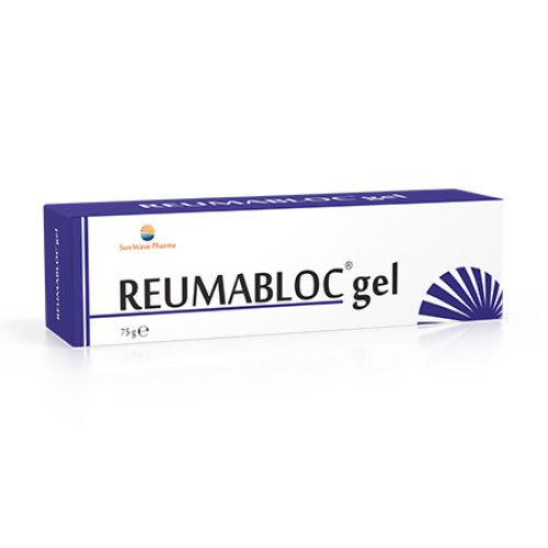 Sun Wave Pharma - Reumabloc Gel