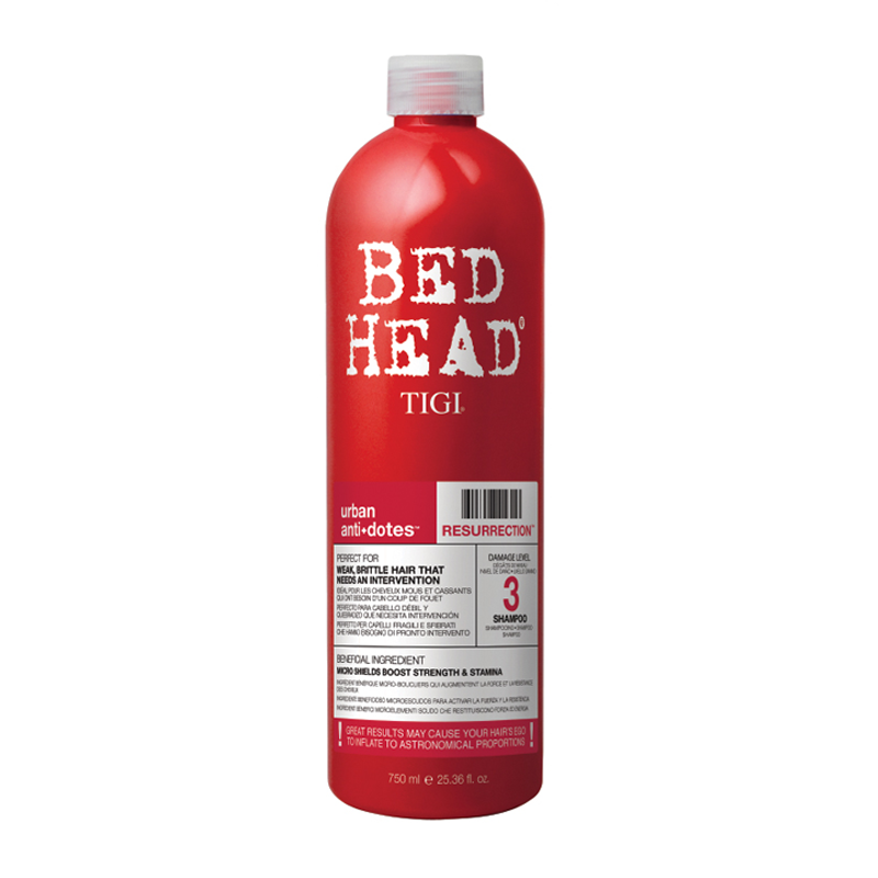 Tigi - Bed Head Urban Antidotes Resurrection Sampon pentru par fragil