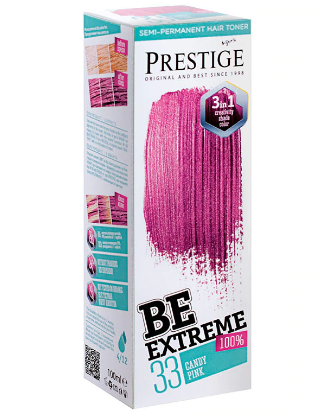 VIPs Prestige - Be Extreme Vopsea de par semi-permanenta